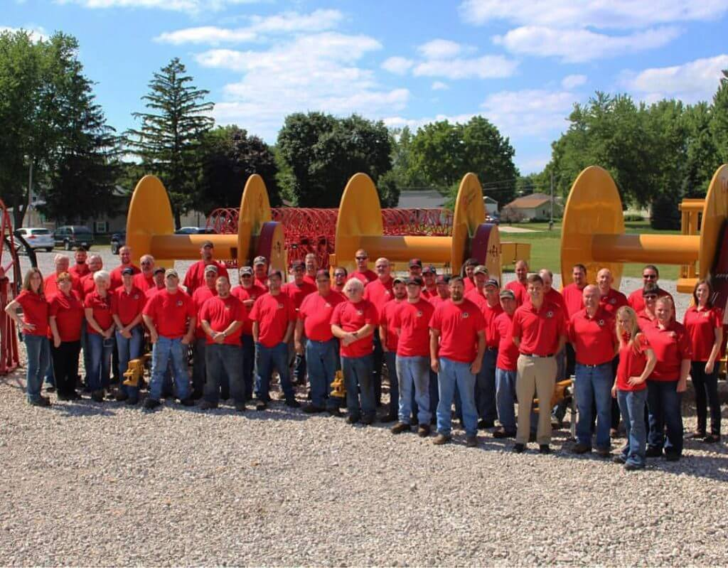 Bazooka Farmstar Employees in 2013