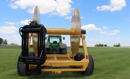 Eclipse Hydraulic Hose Reel for Manure Injection