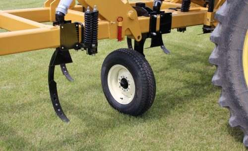 Competitor Series Toolbar Guage Wheel