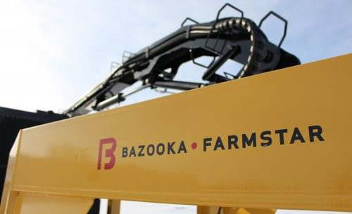 Bazooka Farmstar Outlaw Pump Unit