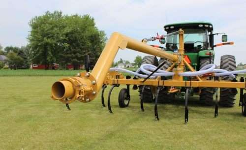 Competitor Series Cost-Effective Manure Application Toolbar