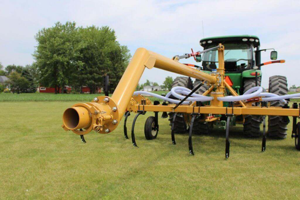Bazooka Farmstar Competitor Series Toolbar Features