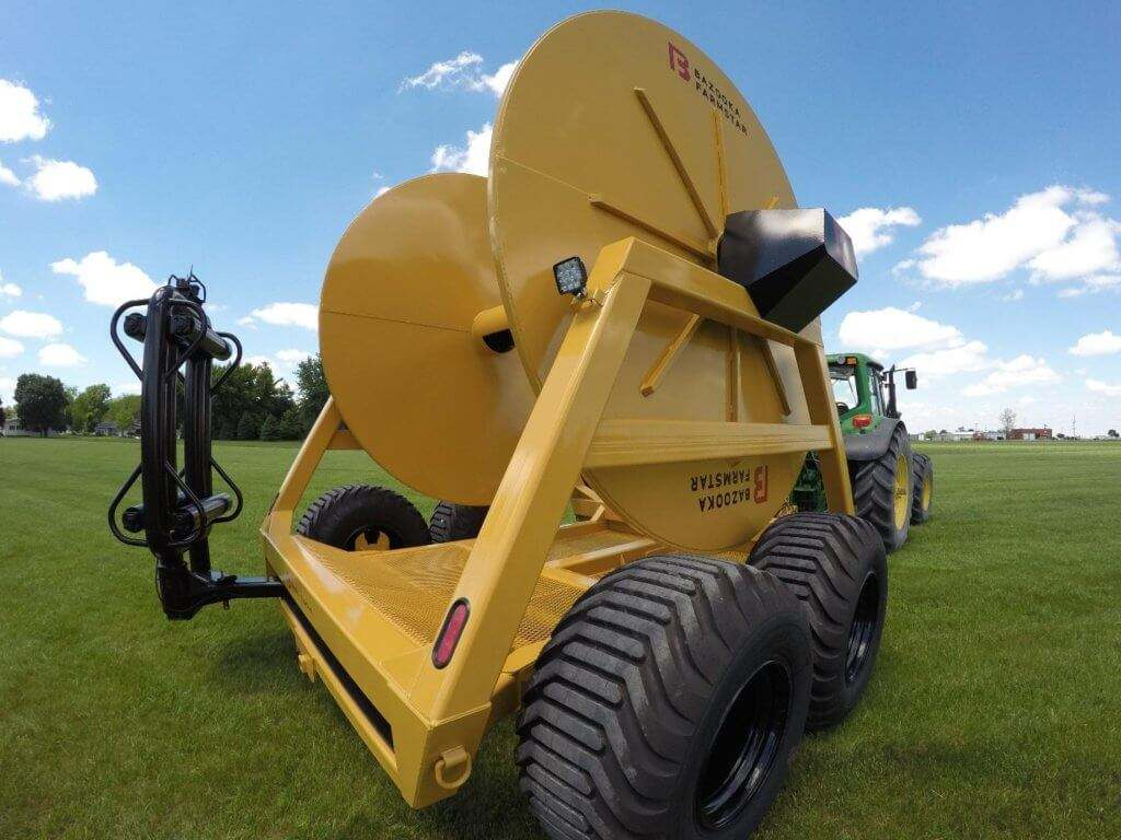 Large Capacity Eclipse Hydraulic Hose Reel