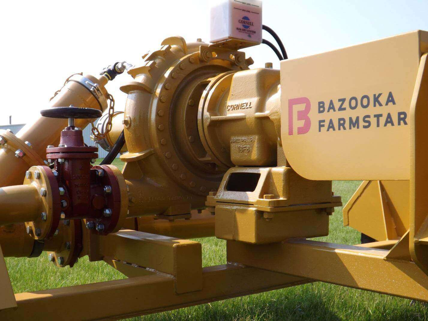 Bazooka Farmstar PTO Booster Pump