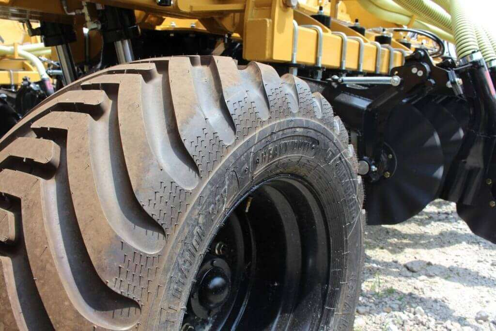 Titan Series High Capacity Flotation Tires