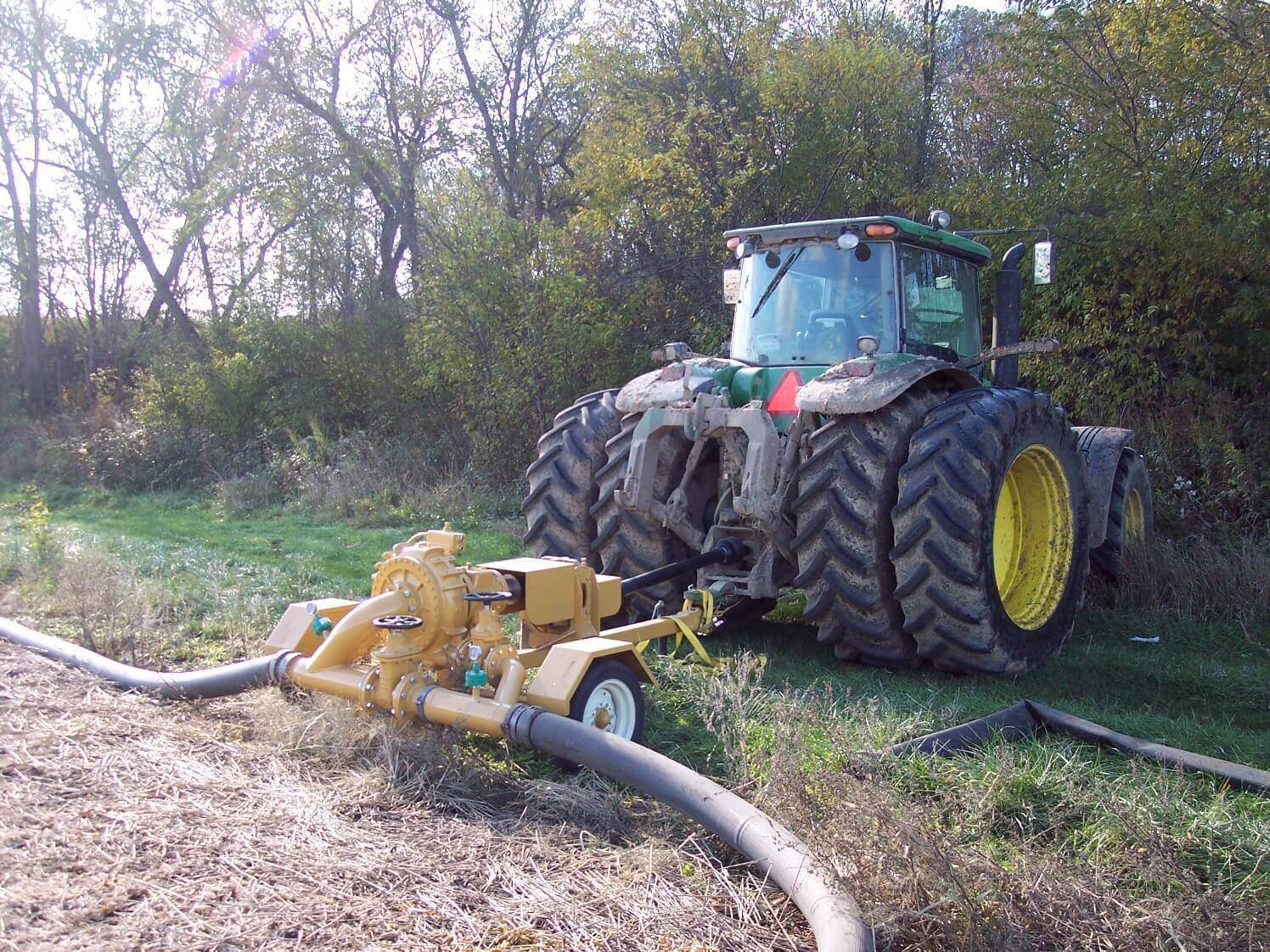 Manure Injection Toolbar Accessory