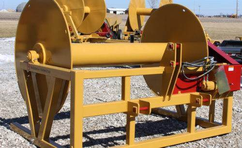 3 Point Mounted Hose Reel