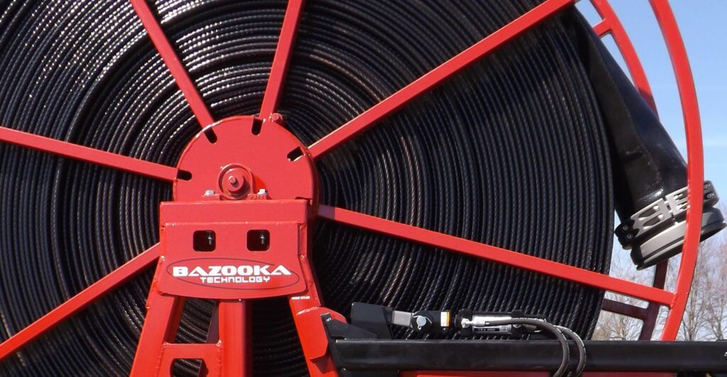 Warrior Hose Reel for Oil & Gas